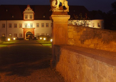 Beleuchtungskonzept Schloss Schönborn, Heusenstamm