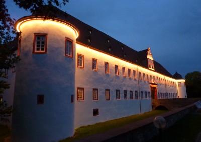 Schlosseingangsfassade Schloss Schönborn, Heusenstamm